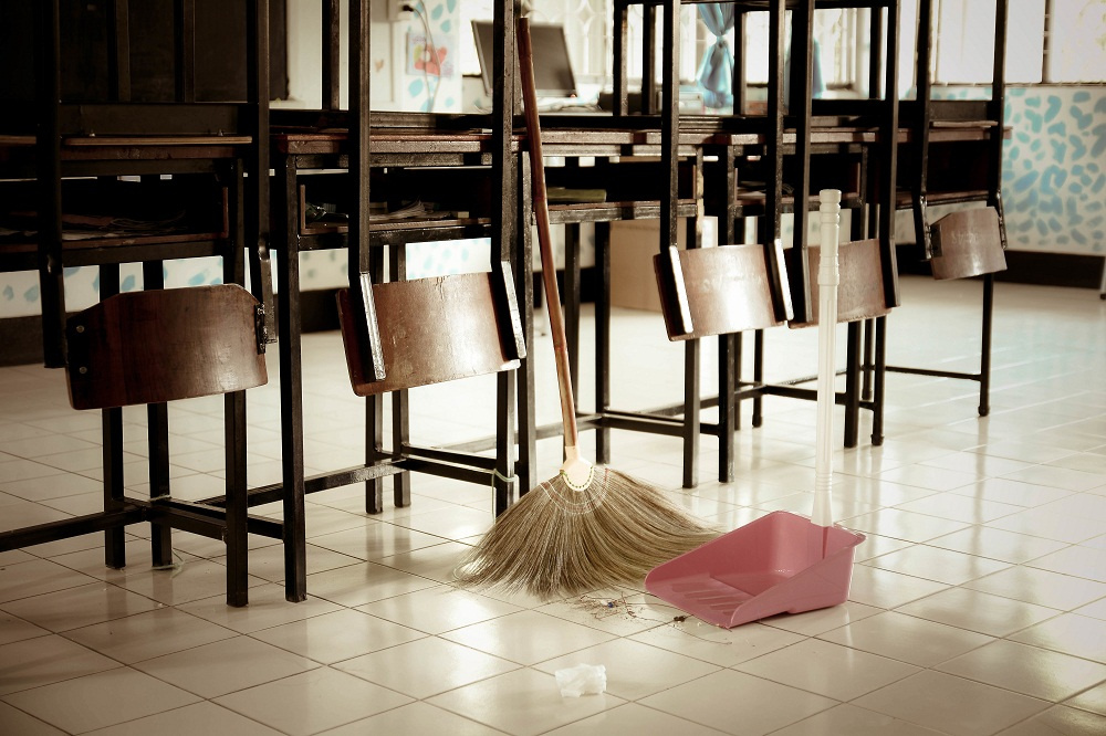 commercial floor care in Oklahoma City, OK